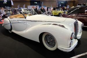 Delahaye-135-cabriolet-saoutchik-1949-2-300x200 Delahaye à Epoqu'auto 2016 (2/2) Divers Voitures françaises avant-guerre