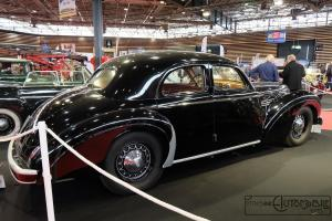 Delahaye-180-berline-blindée-chapron-1948-4-300x200 Delahaye à Epoqu'auto 2016 (2/2) Divers Voitures françaises avant-guerre