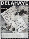 Delahaye-type-104-1929-5-affiche-sahara-225x300 Delahaye à Epoqu'auto 2016 (1/2) Divers Voitures françaises avant-guerre