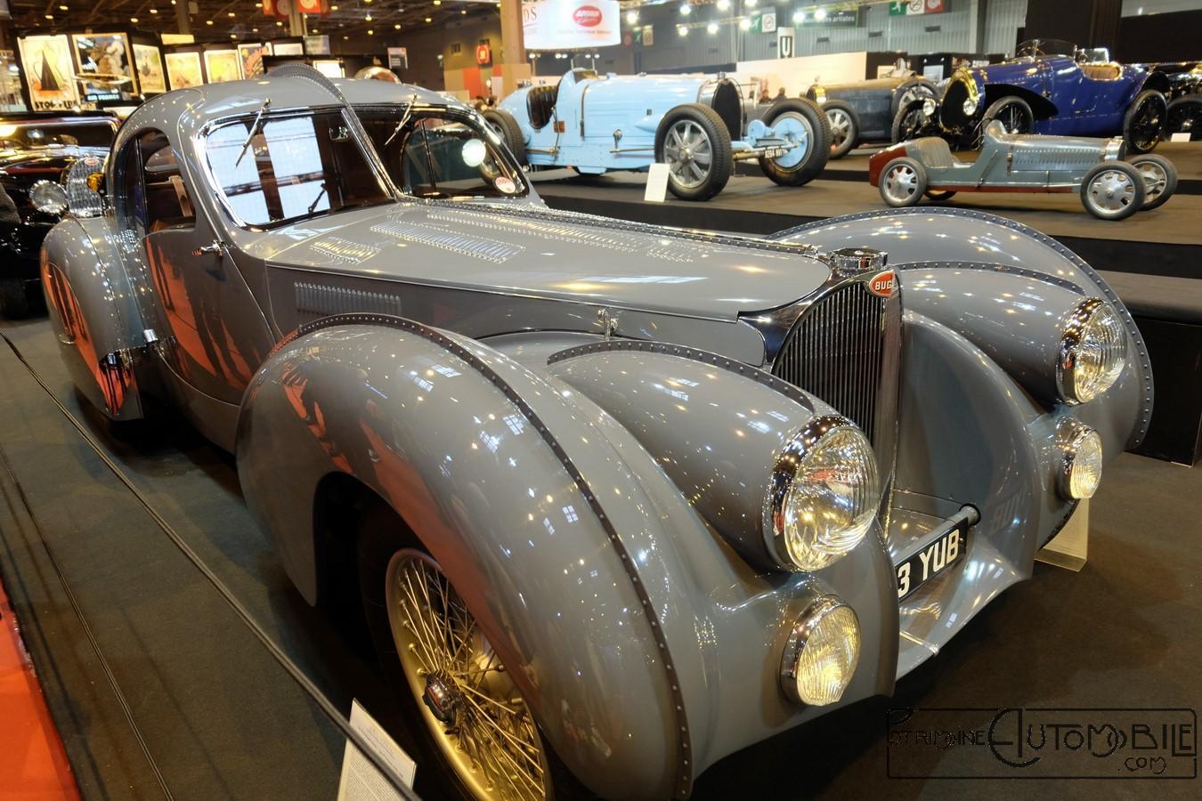 bugatti type 57s atlantic 1936 57473 patrimoine automobile com. Black Bedroom Furniture Sets. Home Design Ideas