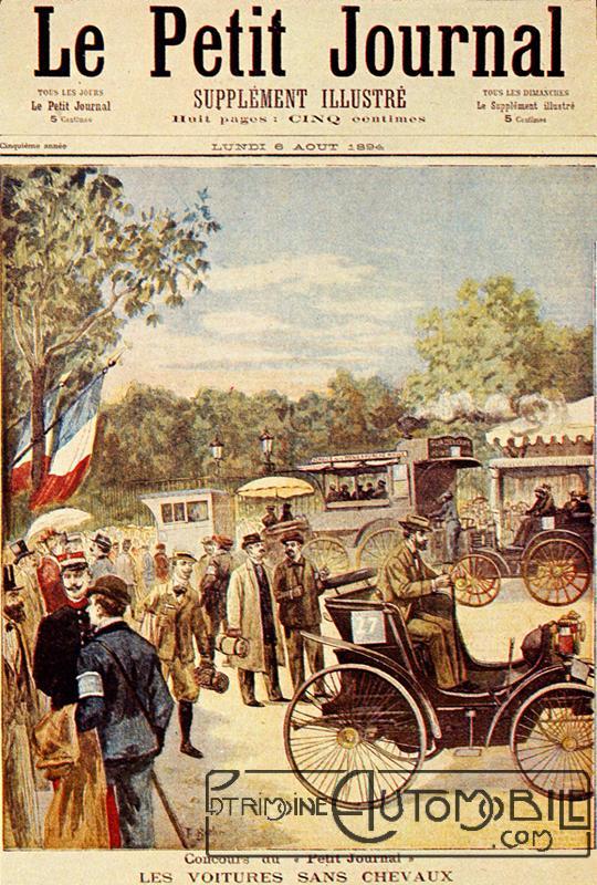 peugeot type 5 de 1894
