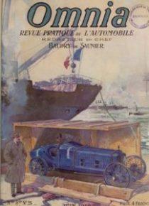 Omnia-juin-1922-Ballot-217x300 Ballot 3 litres 1920 Cyclecar / Grand-Sport / Bitza Divers