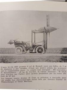 henri-favre-renault-14hp-1903-15-225x300 Henri Fabre, essai d'hélice (en 1907) sur Renault 14 cv de 1903 Autre Divers