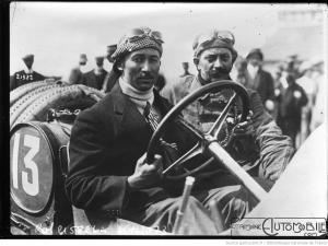 24-6-12-circuit-de-Dieppe-Goux-sur-Peugeot-Bégin-mécanicien-grand-prix-de-lAutomobile-club-de-France-300x225 La Peugeot des Charlatans (GP 1912) Divers