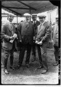 Le-Grand-Prix-de-lA.C.F-au-pesage-Jules-Goux-Robert-Peugeot-Pierre-Peugeot-et-Robert-Boillo-212x300 La Peugeot des Charlatans (GP 1912) Cyclecar / Grand-Sport / Bitza Divers