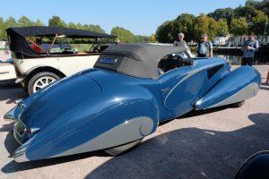 Talbot-Lago-T26-roadster-Figoni-1948-6-300x200 Talbot Lago Roadster Figoni-Falaschi Divers Voitures françaises avant-guerre