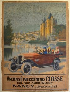 affiche-closse-nancy-citroën-226x300 La Caravane Citroën passe chez Closse à Nancy Autre Divers