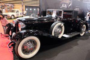 CORD-L29-Cabriolet-1929-2-300x200 Cord L29 à Epoqu'Auto Divers Voitures étrangères avant guerre