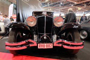 CORD-L29-Cabriolet-1929-6-300x200 Cord L29 à Epoqu'Auto Divers Voitures étrangères avant guerre