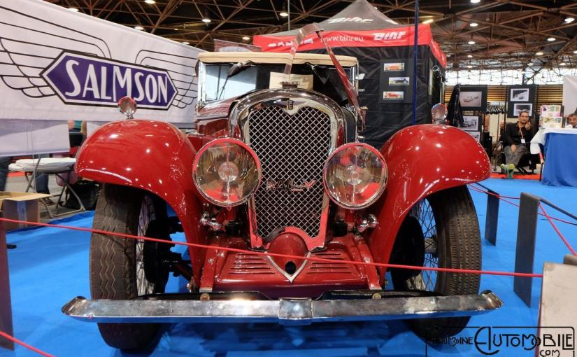 RALLY Type N Cabriolet 1932