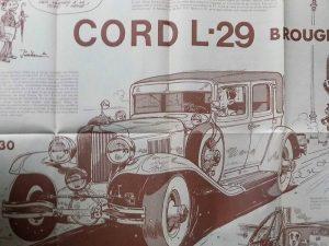 cord-spirou-jidehem-300x225 Cord L29 à Epoqu'Auto Divers Voitures étrangères avant guerre