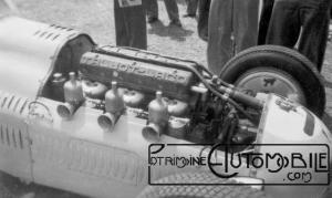talbotlagoenginepw55aa6-300x179 Talbot Lago T26 GP 1948 Cyclecar / Grand-Sport / Bitza Divers Voitures françaises après guerre