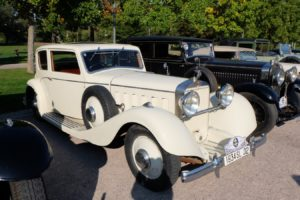 """Hispano-Suiza-K6-demi-berline-sans-montant-Vanvooren-1934-3-300x200 Hispano-Suiza K6 """"demi-berline"""" Van Vooren de 1934 Divers Voitures françaises avant-guerre"""