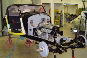 Alfa-Romeo-6C-1750-Compresseur-moteur-300x200 Alfa Romeo 6C 1750 GS par Figoni 1933 Divers Voitures étrangères avant guerre