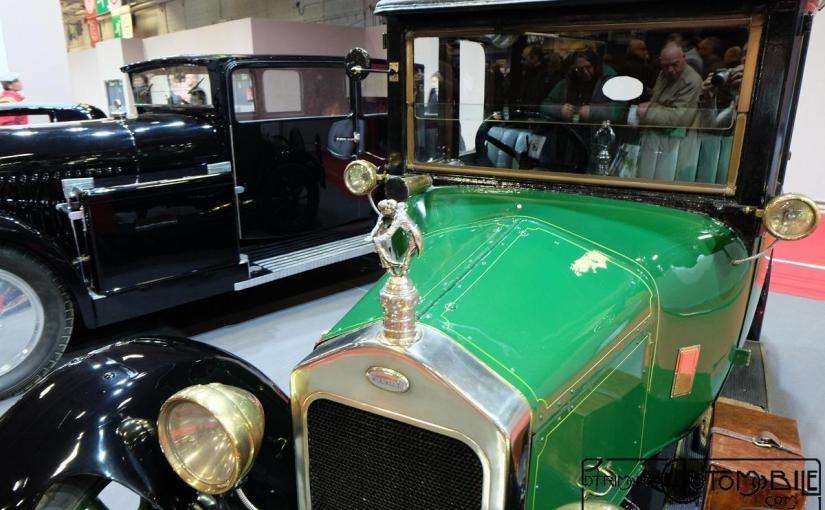 Wolseley 10 HP Coupé Docteur 1922