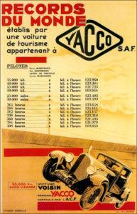"""voisin-c18-1930-Record-1-193x300 Voisin C15 """"Petit Duc"""" 1929 Voisin Voitures françaises avant-guerre"""