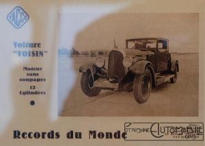"""voisin-c18-1930-Record-2-300x214 Voisin C15 """"Petit Duc"""" 1929 Voisin Voitures françaises avant-guerre"""