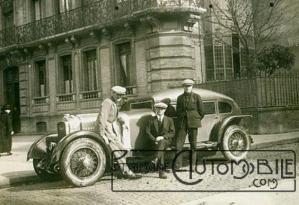 1926-Peugeot-18-CV-sport-avec-un-corps-Weymann-300x206 Peugeot 174 S Torpedo Divers Voitures françaises avant-guerre