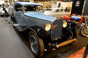Alfa-Roméo-6C-1750-GTC-1931-Touring-31-300x200 Alfa Romeo 6C 1750 GTC 1931 par Touring Divers Voitures étrangères avant guerre