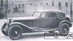 Alfa-Roméo-6C-1750-GTC-1931-Touring-34-300x169 Alfa Romeo 6C 1750 GTC 1931 par Touring Divers Voitures étrangères avant guerre