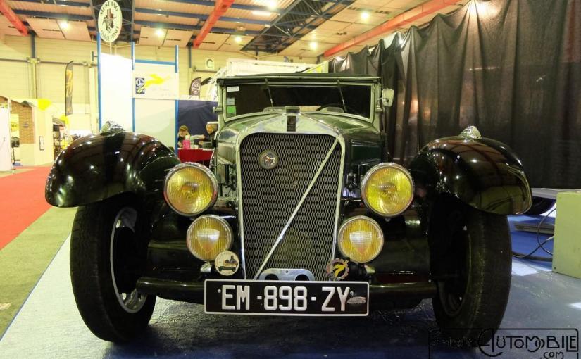 Georges Irat MDU4 Cabriolet 1938