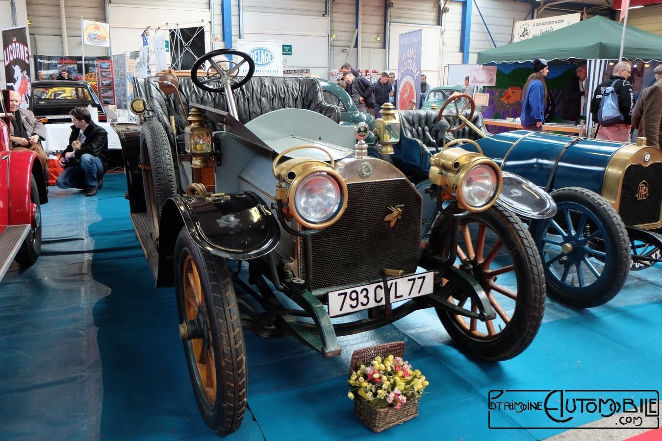 motobloc type n 1909