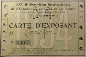"Tracfort-3-300x200 Tracfort type B1 Sport "" Mouette "" 1934 Divers Voitures françaises avant-guerre"