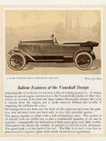 1921-vauxhall-ad-historic-225x300 Vauxhall 30/98 Wensum (OE259) de 1925 Cyclecar / Grand-Sport / Bitza Voitures étrangères avant guerre