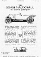 30-98-Book-Ad-214x300 Vauxhall 30/98 Wensum (OE259) de 1925 Cyclecar / Grand-Sport / Bitza Voitures étrangères avant guerre