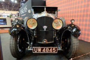 Bentley-4.5-L-Saloon-1929-châssis-XF3520-5-300x200 Bentley 4.5 L Saloon 1929 Cyclecar / Grand-Sport / Bitza Divers Voitures étrangères avant guerre