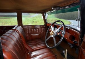 Bentley-4.5-L-Saloon-1929-châssis-XF3520-9-300x209 Bentley 4.5 L Saloon 1929 Cyclecar / Grand-Sport / Bitza Divers Voitures étrangères avant guerre