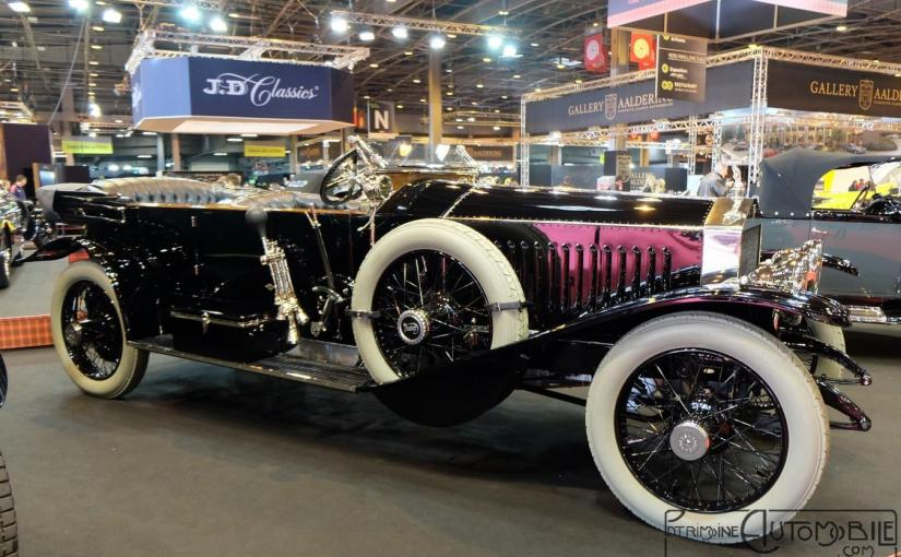 Rolls-Royce Silver Ghost 1914 Kellner