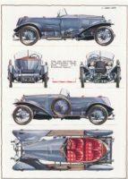 vauxhall-214x300 Vauxhall 30/98 Wensum (OE259) de 1925 Cyclecar / Grand-Sport / Bitza Voitures étrangères avant guerre