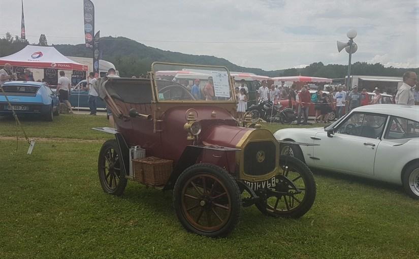 Le Zèbre type A 1911