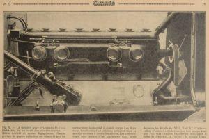 Omnia-juin-1926-Panhard-Levassor-35-cv-4-2-300x200 Panhard Levassor 35 CV des Records (1926) Cyclecar / Grand-Sport / Bitza Divers Voitures françaises avant-guerre