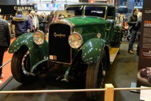 Peugeot-176-1926-cabriolet-Felber-après-restauration-Rétromobile-201810-300x200 Peugeot 176 Cabriolet Felber 1926 (2/2) Divers Voitures françaises avant-guerre
