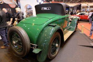 Peugeot-176-1926-cabriolet-Felber-après-restauration-Rétromobile-20188-300x200 Peugeot 176 Cabriolet Felber 1926 (2/2) Divers Voitures françaises avant-guerre