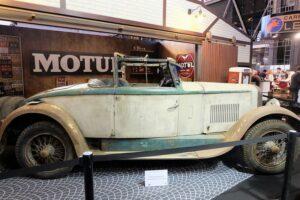 Peugeot-176-Felber-Cabriolet-1926-avant-restauration-Rétromobile-2015-2-300x200 Peugeot 176 Cabriolet Felber 1926 (1/2) Divers Voitures françaises avant-guerre