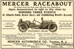 mercer-raceabout-300x200 MERCER 1912 Raceabout Cyclecar / Grand-Sport / Bitza Divers Voitures étrangères avant guerre