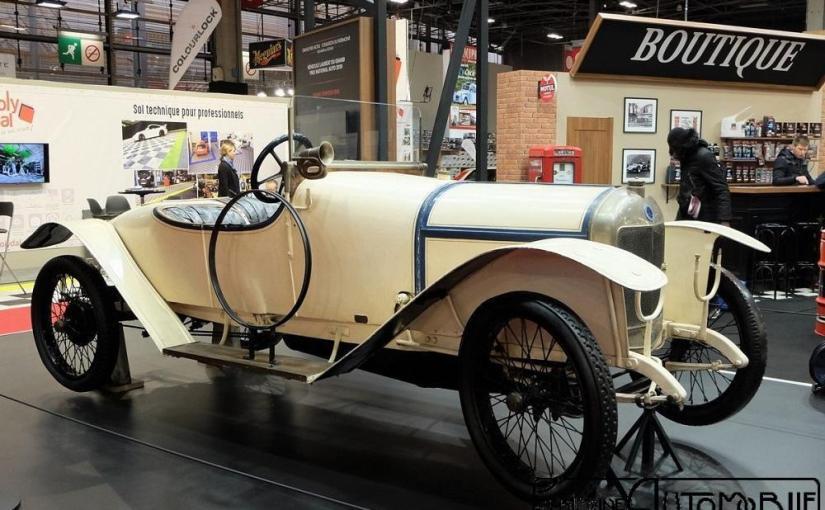 Sigma Torpedo 1916 de Georges Guynemer