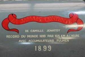 La-jamais-contente-Jenatzy-1899-20-300x200 La Jamais Contente 1899 Cyclecar / Grand-Sport / Bitza Divers Voitures françaises avant-guerre