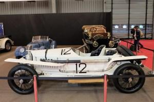 """Mercedes-1500-compresseur-64065-targa-Florio-1923-12-300x200 Mercedes 1,5 L """"6/40/65"""" Targa Florio 1923 Cyclecar / Grand-Sport / Bitza Divers Voitures étrangères avant guerre"""