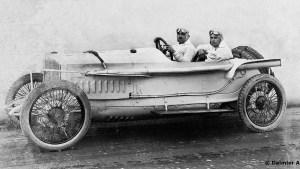 """Mercedes-1500-targa-florio-1922-2-300x169 Mercedes 1,5 L """"6/40/65"""" Targa Florio 1923 Cyclecar / Grand-Sport / Bitza Divers Voitures étrangères avant guerre"""