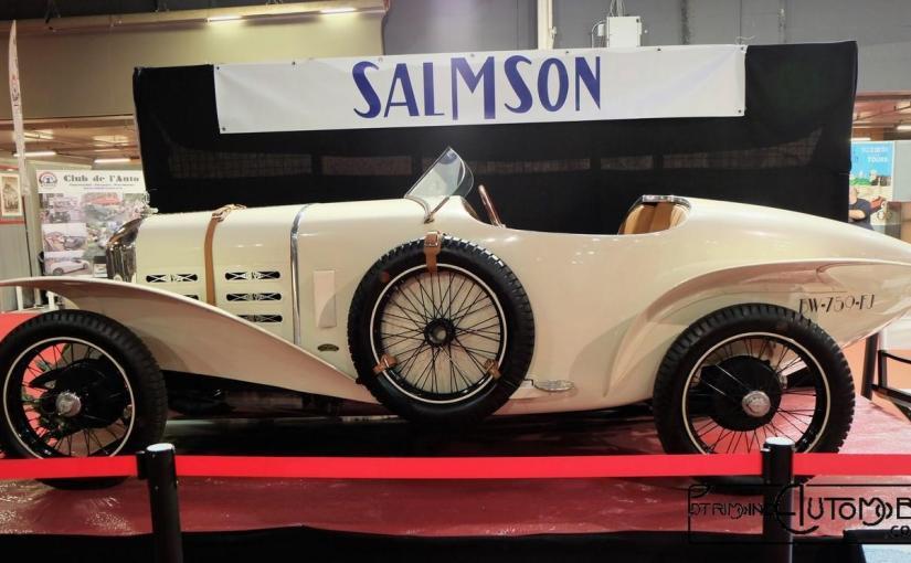 Salmson GS (Grand Sport) 1924 Henri Labourdette