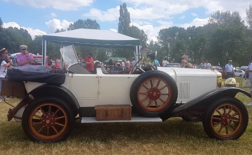 Zedel CI6 Torpédo 1922