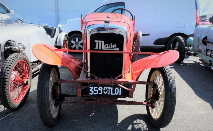 Cyclecar MASE (M.A.S.E.) de 1922