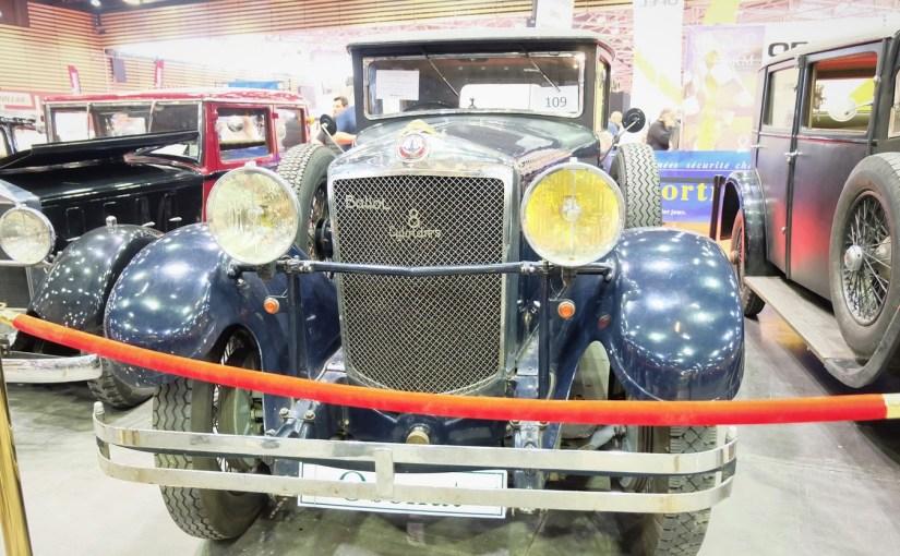 BALLOT RH3 1929