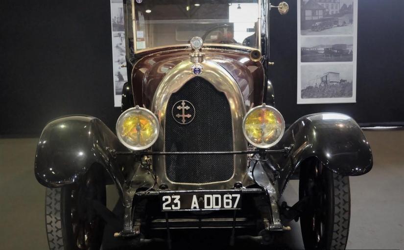 Lorraine Dietrich B3/6 Berline par Grummer de 1922 (bis)