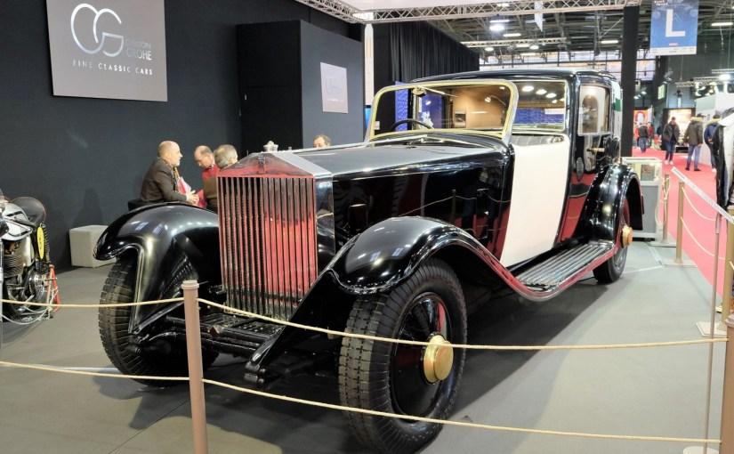"""Rolls-Royce Phantom II  """"Esders"""" Coupé de Ville par Letourneur et Marchand 1932"""