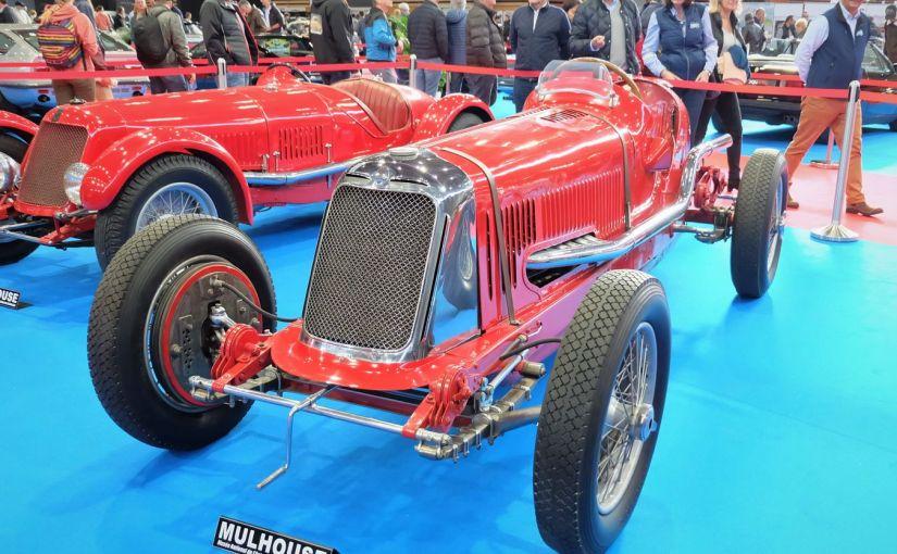 Maserati 8CM de 1933